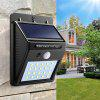 Solar Lights Wireless Waterproof Motion Sensor Outdoor Light for Patio Deck Yard Garden