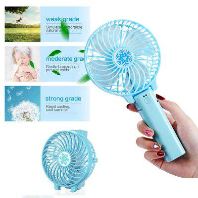 Mini USB Hand Held Cooling Fan Portable Air Conditioner Cooling Portable Fan