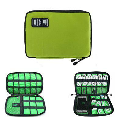 Mobile phone data cable headphone charger digital storage bag multi-function collection bag