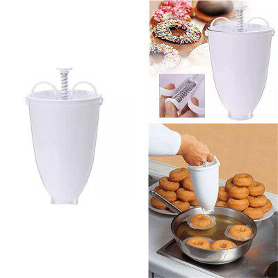 Deep Fry Mould Manual Plastic Lightweight Donuts Waffle Baking tools