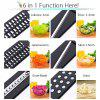 Vegetable Cutter Steel Blade Slicer Potato Peeler Carrot Cheese slicer Kitchen Accessories