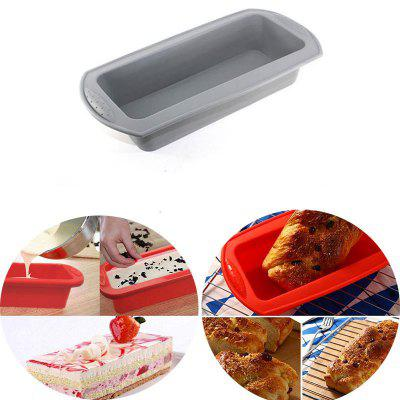 DIY Cake Toast Bread Mold Food Grade Silicone Rectangular Silicone Mold