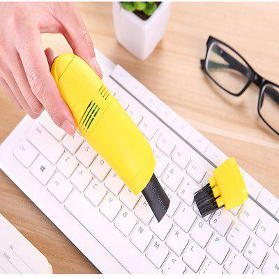 USB Mini Gadgets for Computer Keyboard Cleaner Laptop Brush Dust Cleaning Kit