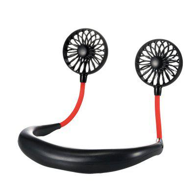 Outdoor Fan Convenient Charging Creative Mini USB Students Lazy Movement Fan