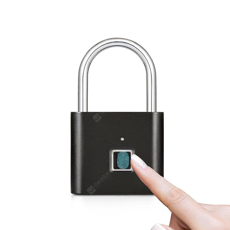 Safety Keyless Lock USB Battery Door Loc