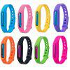 8Pack Colorful Environmental Protection Silicone Wristband Summer Mosquito Repellent Bracelet