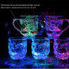 Colorful Glow Ingress Cup Water Induction Cold Light Water Cup LED Flash Cup Bar Wine Glass