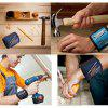 3 Rows Or 5 Rows Adsorption Screw Magnetic Wrist Band Tool Kit Multi-tool Accessories Carrying Bag