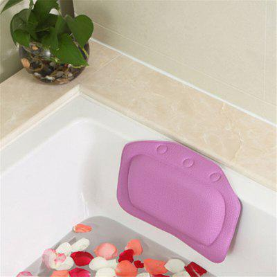 SPA Bath Pillow Home Bathtub Pillow PVC Neck Bathtub Cushion Neck Pillow