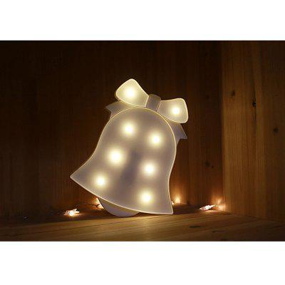 Christmas tree Cloud Star Moon LED 3D Light Kids Gift For Baby Children Bedroom Lamp Decoration