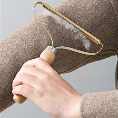 Portable Lint Remover Clothes Fuzz Fabric Shaver Brush Tool for Sweater Woven Coat Sweater Shaver