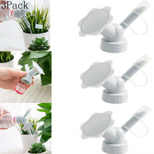 2PCS Bottle Top Watering Garden Plant Sprinkler Roses Flower Irrigation Delicate