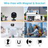 Mini 1080P HD Night Vision Camera Home Wireless Network Infrared Night Vision Network Camera
