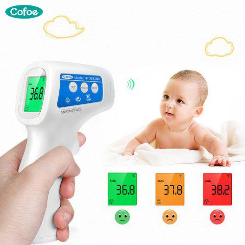 Baby Adult Infrared Electronic Thermometer Non-contact Household Precision Thermometer