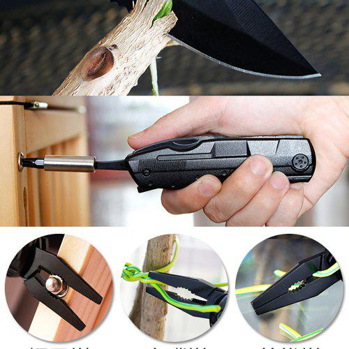 Multifunction Folding Knife Plier Army Knives Pocket Hunting Outdoor Camping Survival Knife tool