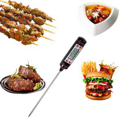 Digital BBQ Thermometer Electronic Cooking Food Thermometer Probe Water Milk Thermometer Tools