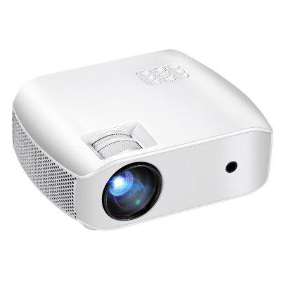 AUN F10 LED HD Projector 1280x720 Resolution 2800 Lumens MINI Beamer for Home Cinema Support 1080P