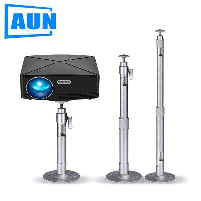 AUN Mini Projector ZZ03 Adjustable Projector Holder Ceiling Mount Max Length For LED  Projector
