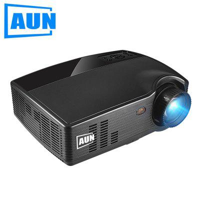AUN PH10X Smart Projector Android 6.0 Support WIFI Bluetooth 3500 Lumens Low Price Sale