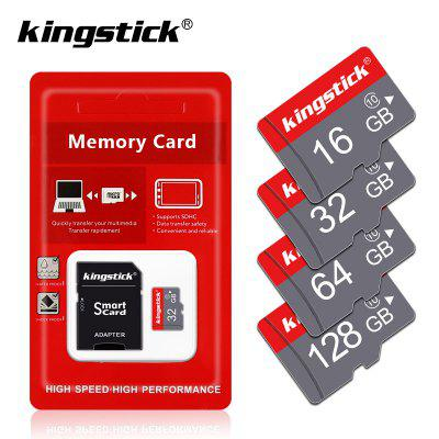 Kingstick Hot Sale Micro SD Card 8GB Up to 128GB SDHC Memory Card SDXC Class10 KK-TF-01