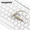 Kingstick 2020 Newest Metal Pendrive Flash USB Stick 8GB Up To 128GB USB Flash Disk Free Shipping