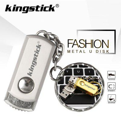 Kingstick 2020 Real Capacity Pendrive 32GB USB 2.0 Flash Drive 8GB Up to128GB Flash memory USB Disk