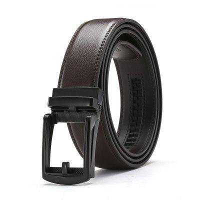 2019 New Design Leather Belt Men Casual Business Mens Belts Social Men Belt
