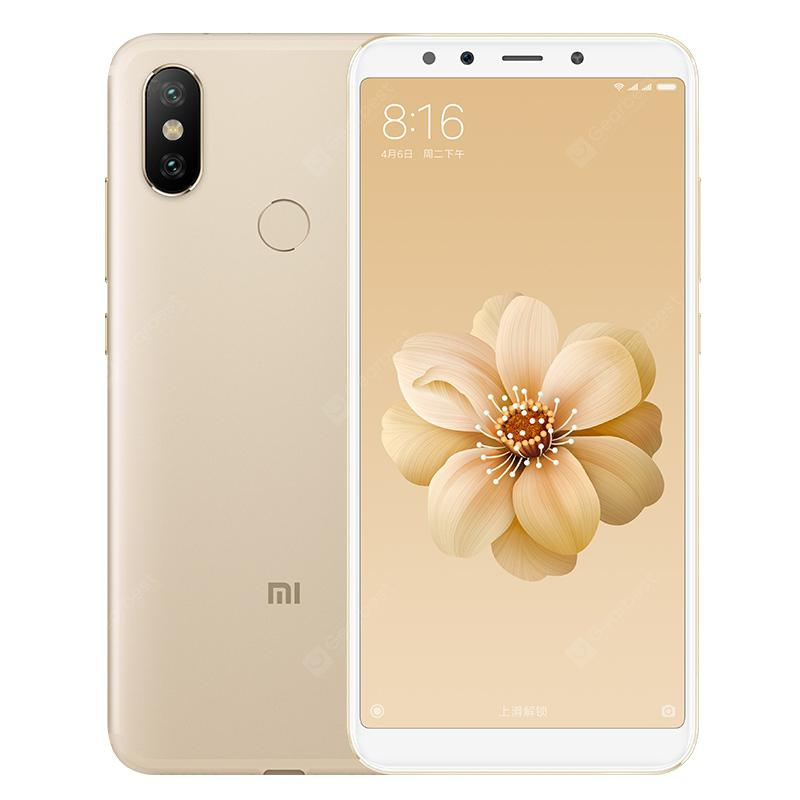 Xiaomi Mi A2 4G Phablet Versione Globale 4GB RAM 64GB ROM Android One Snapdragon 660