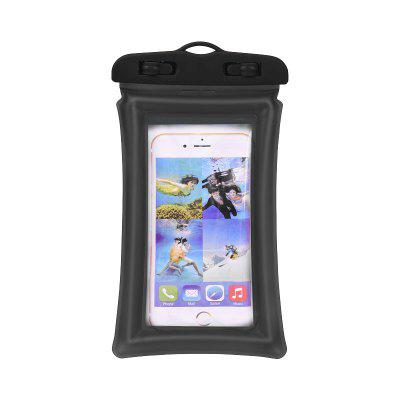 LEEHUR Inflatable Airbag Mobile Phone Waterproof Bag is Suitable for Xiaomi