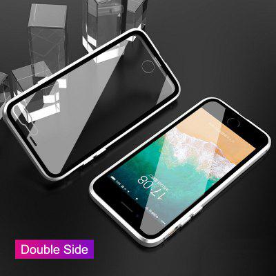 Double Side Magnetic Case for IPhone 11 Pro XR XS MAX X 8 7 6 6s Plus Magnet Glass Cases Cover