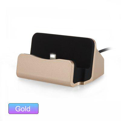 LEEHUR Mobile Phone Charger Stand for Iphone Samsung xiaomi Type C Android USB Charger Station Dock