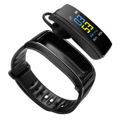 Braccialetto LEEHUR Smart Band con auricolare Bluetooth Sport Smart Watch Fitness Tracker Wristband
