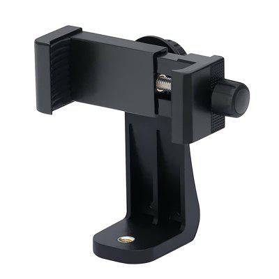 Universal Smartphone Tripod Stand Holder Adapter Cell Phone Clipper Mount Adapter for iPhone Xiaomi Samsung 360 Rotation