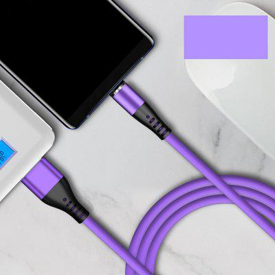 LEEHUR 5V/2A LED Magnetic USB Cable Fast Charging Type C Cable Magnet Charger Data Charge Micro USB Cable Mobile Phone Cable USB Cord magnetic usb cable fast charging usb type c cable magnet charger data charge micro usb cable mobile phone cable for iphone 11 xs