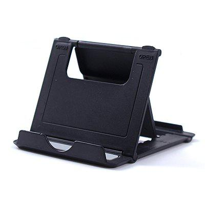 LEEHUR Plastic Foldable Phone Holder Desk Adjustable Stand Mount for iPhone 12 Pro Max Huawei Xiaomi Samsung Phones