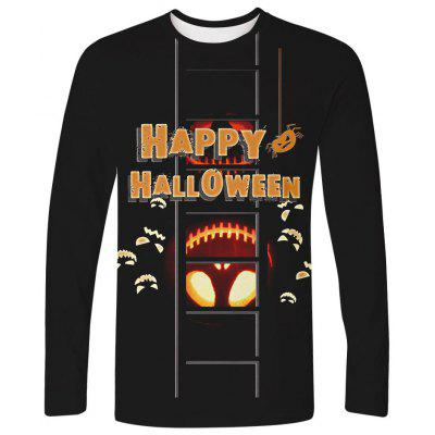 WAWNI Brand Halloween Long Sleeve T Shirt 2019 New arrival Accessories