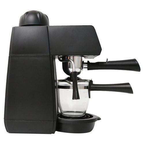 Italian Coffee Machine Semi-automatic Steam Pump Press Portable Coffee Machine