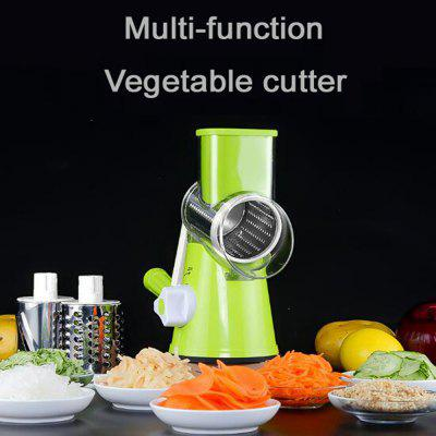 Multifunctional Hand Roller Rotary Vegetable Cutter