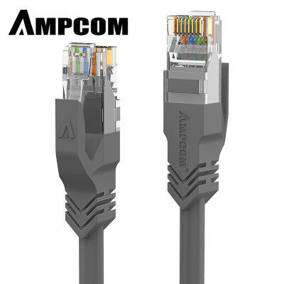 AMPCOM Premium Series CAT5e Ethernet Cable Network Cable Oxygen Free Copper  UTP Patch Cord