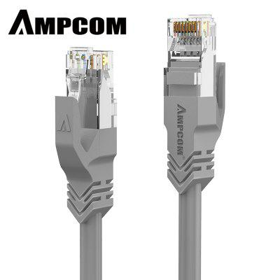 AMPCOM Premium Series CAT6 Ethernet Cable Network Cable Oxygen Free Copper UTP  Patch Cord