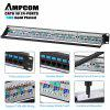 AMPCOM Supreme Series CAT6 Patch Panel 50U Gold Plated 1U 24-Port Wallmount Punch Down Patch Panel