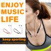 AMPCOM Bluetooth 5.0 Wireless Headphones Earbuds 8 Hours Playtime Sports Earphones with Neckband