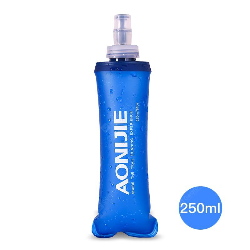 Portable Folding Water Bottle Silicone Collapsible Mouth Cup Telescopic 500ml