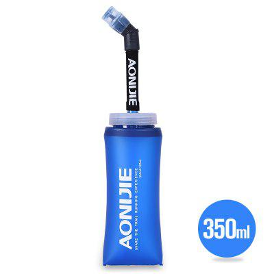 AONIJIE SD13 350ml 600ml Folding Collapsible Soft Flask Water Bottle Hydration Water Bladder