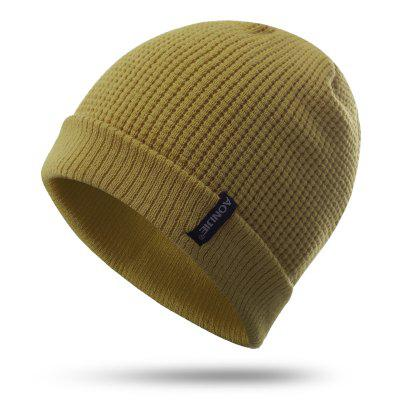 AONIJIE M27 Unisex Winter Warm Sports Slouchy Cuffed Knit Beanie Hat Cap For Running Jogging Cycling