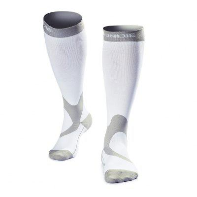 AONIJIE E4069 Compression Socks Stockings Athletic for Running Soccer Cycling Nurses Shin Splints