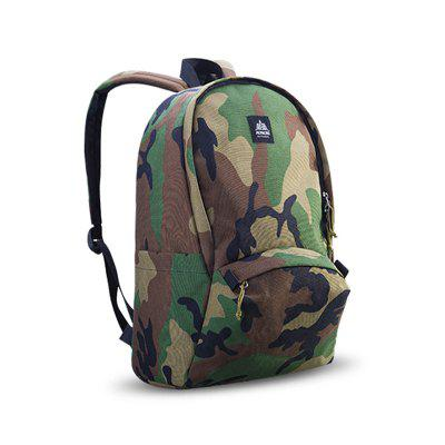AONIJIE H934 Outdoor Camouflage 14in Laptop Backpack Water Resistant Computer Camo Rucksack Climbing