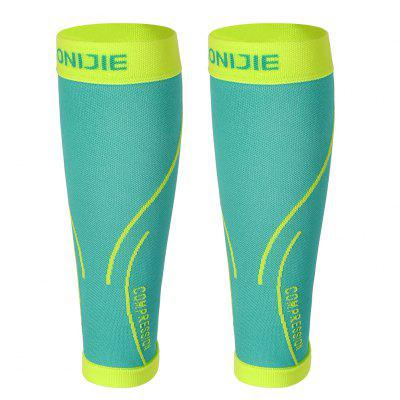 AONIJIE E4068 Calf Compression Leg Sleeves Socks Shin Splint Support Relief Unisex