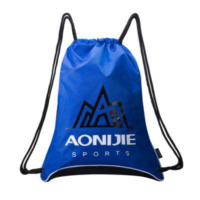 AONIJIE H935 H936 Unisex Drawstring Gym Sack Sackpack Backpack Cinch Bag For Outdoor Sports