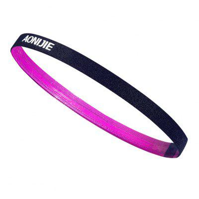 AONIJIE E4073 Silicone Sports Headband Sweatband Hair Band For Running Cycling Yoga Jogging